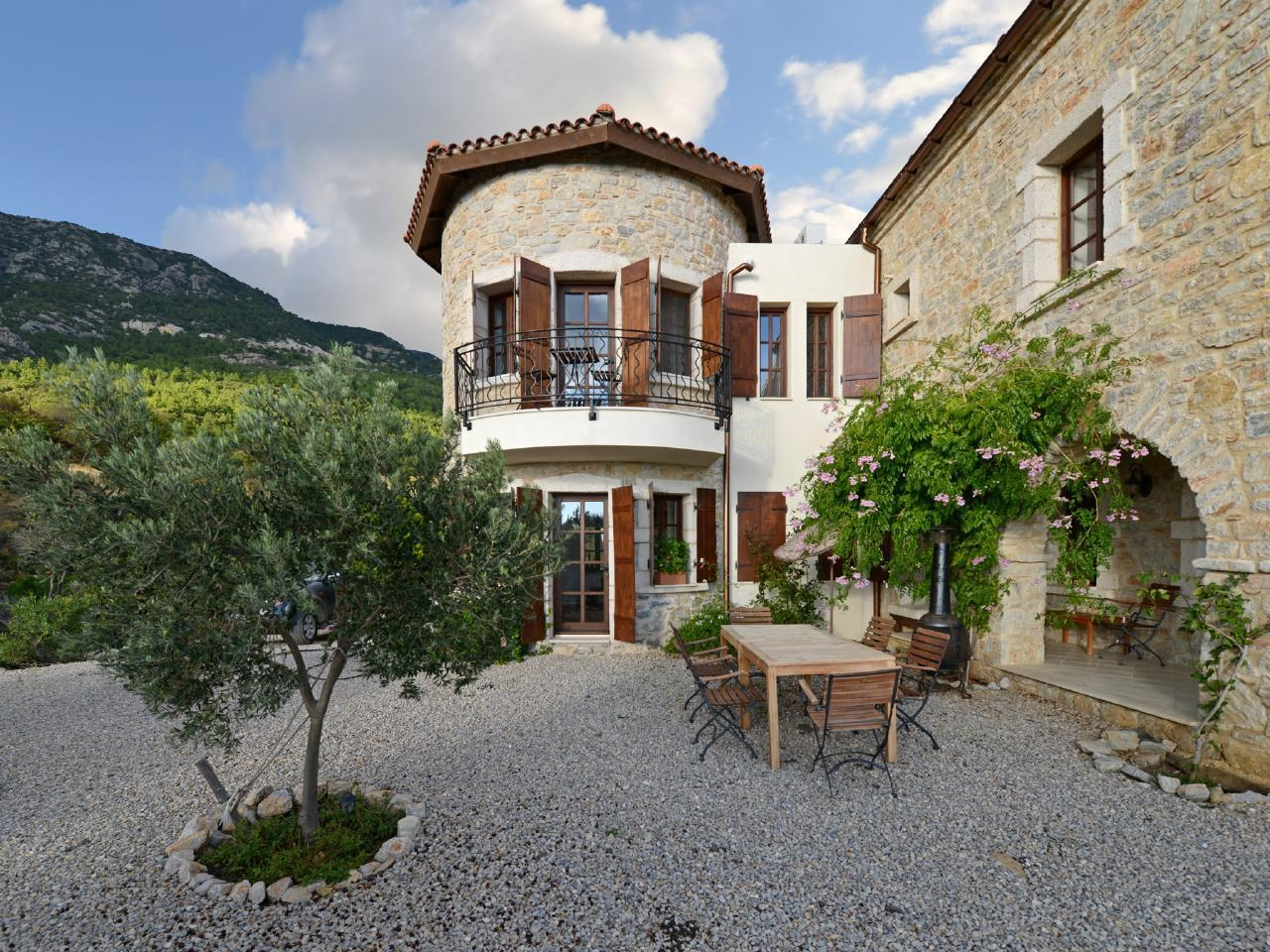 Maison de vacances Exklusives Chalet, romantisch am Berghang und Meer gelegen (2506674), Mesudiye, , Région Egéenne, Turquie, image 4