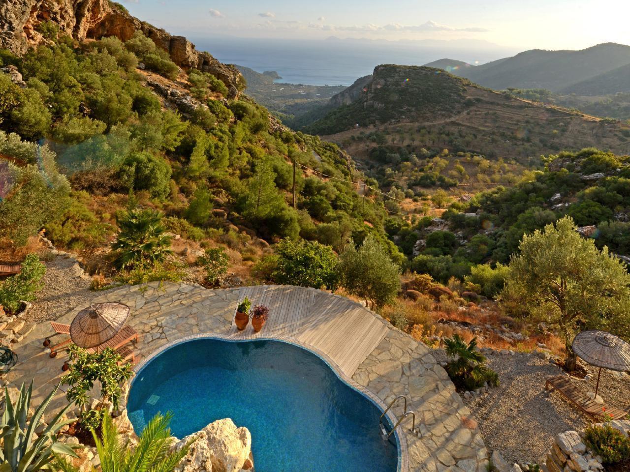 Maison de vacances Exklusives Chalet, romantisch am Berghang und Meer gelegen (2506674), Mesudiye, , Région Egéenne, Turquie, image 2
