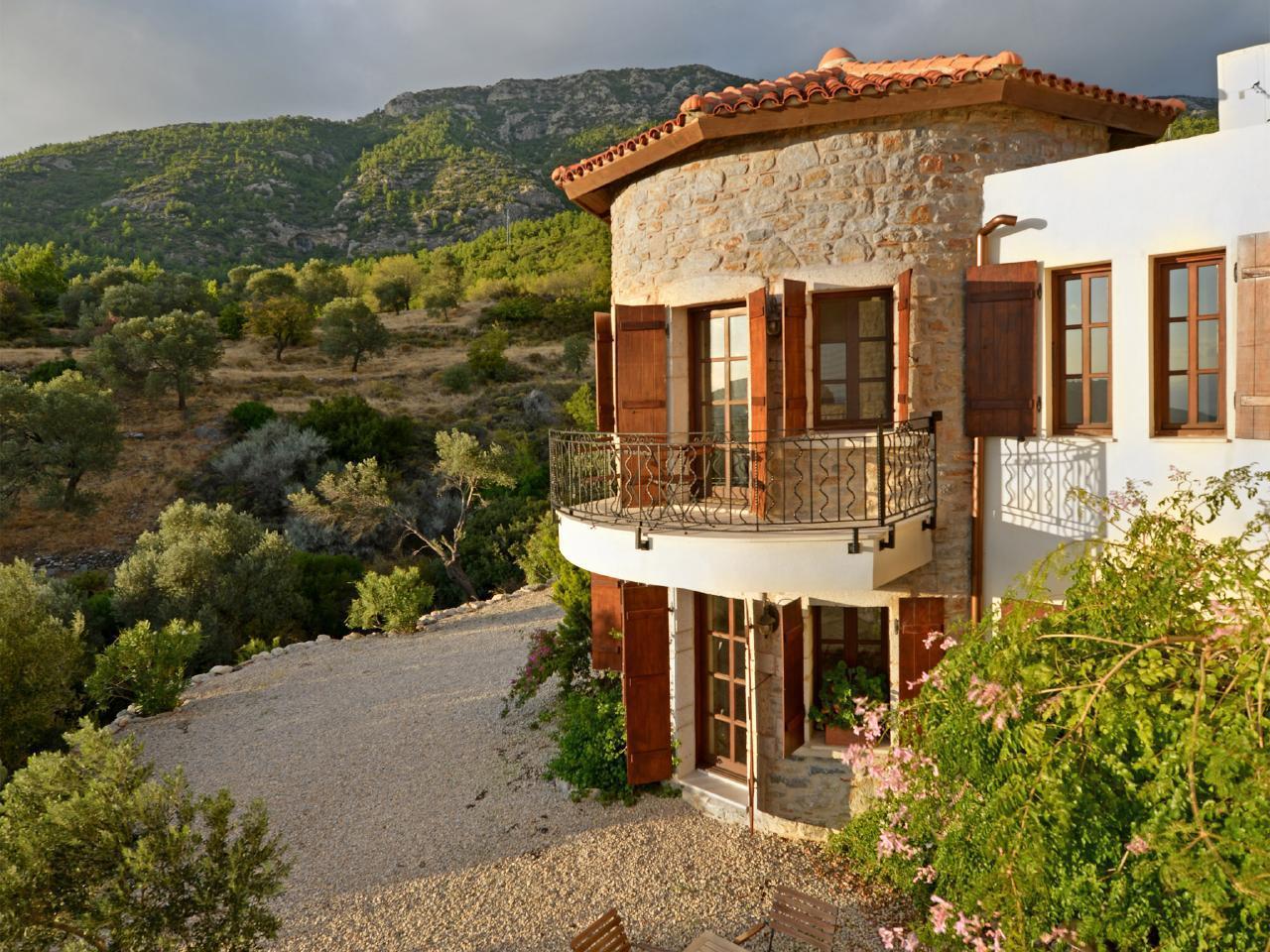 Maison de vacances Exklusives Chalet, romantisch am Berghang und Meer gelegen (2506674), Mesudiye, , Région Egéenne, Turquie, image 13