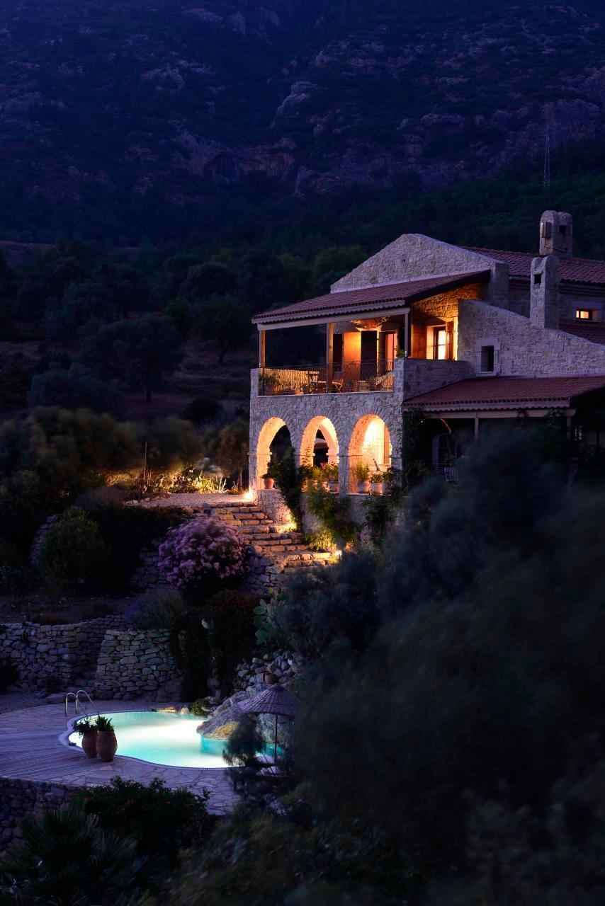 Maison de vacances Exklusives Chalet, romantisch am Berghang und Meer gelegen (2506674), Mesudiye, , Région Egéenne, Turquie, image 32