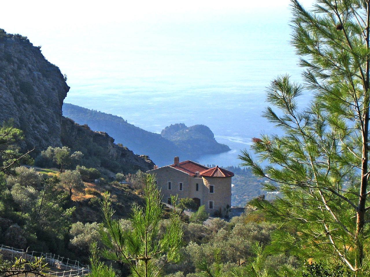 Maison de vacances Exklusives Chalet, romantisch am Berghang und Meer gelegen (2506674), Mesudiye, , Région Egéenne, Turquie, image 23