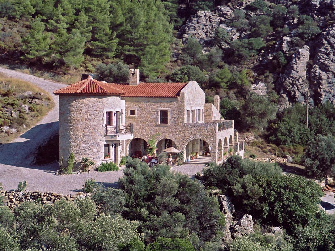 Maison de vacances Exklusives Chalet, romantisch am Berghang und Meer gelegen (2506674), Mesudiye, , Région Egéenne, Turquie, image 22