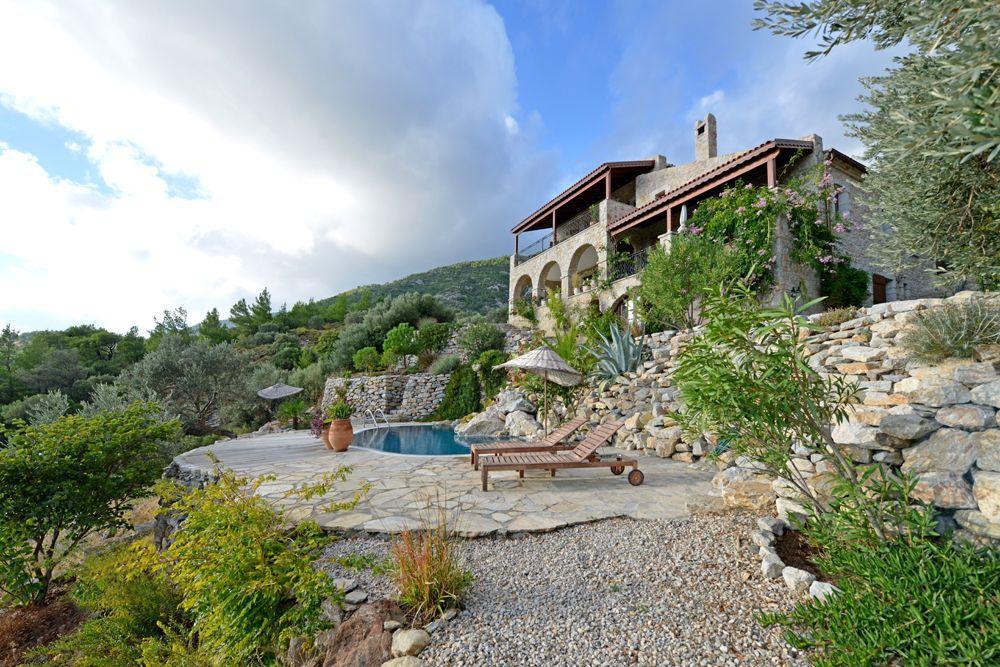 Maison de vacances Exklusives Chalet, romantisch am Berghang und Meer gelegen (2506674), Mesudiye, , Région Egéenne, Turquie, image 8
