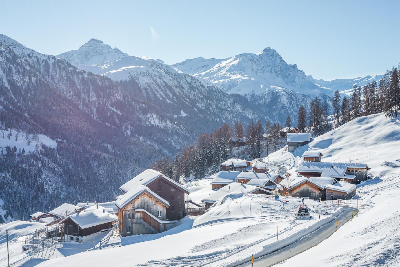 Ferienhaus Mittlagada (2509055), Tenna (CH), Safiental, Graubünden, Schweiz, Bild 20