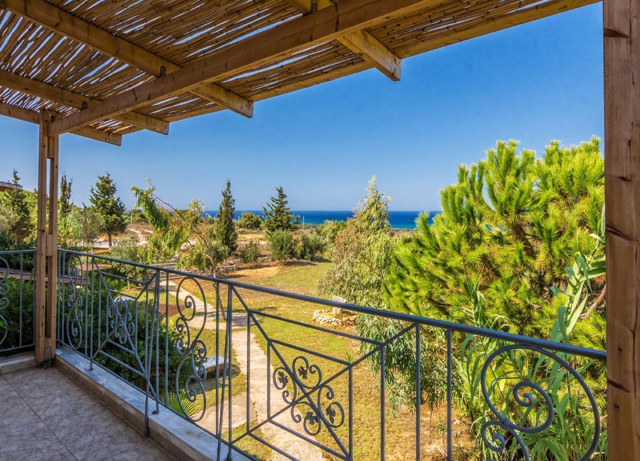 Holiday house Villa sea view in the Small Village (2522300), Andimachia, Kos, Dodecanes Islands, Greece, picture 14