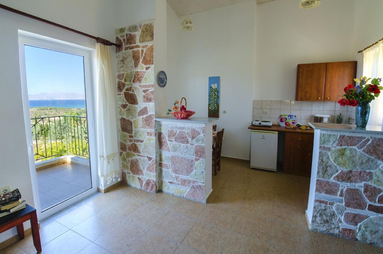 Holiday house Villa sea view in the Small Village (2522300), Andimachia, Kos, Dodecanes Islands, Greece, picture 19