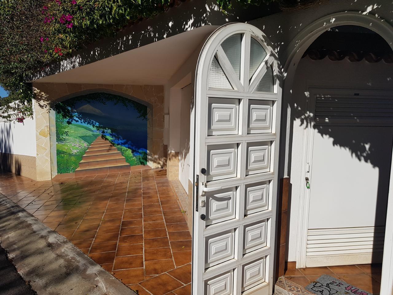 Appartement de vacances Villa Larnia Familien Apartment   * Urlaub für Körper, Geist und Seele * (2529406), El Sauzal, Ténérife, Iles Canaries, Espagne, image 2