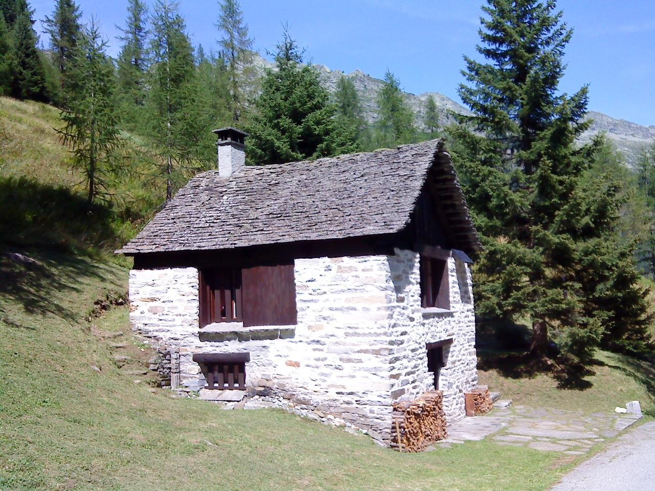 Ferienhaus Rustico Bersacola (2529672), Bosco Gurin, Maggiatal, Tessin, Schweiz, Bild 7