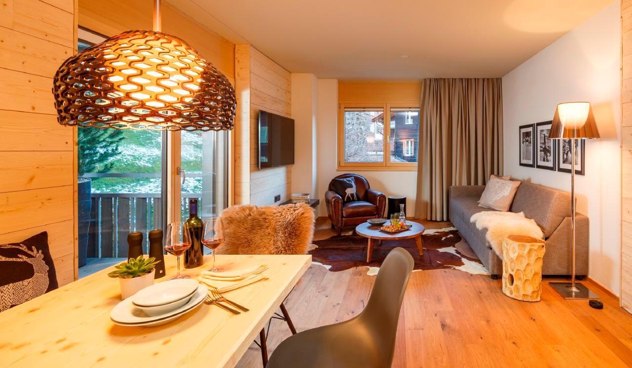 Appartement de vacances 2-Zimmer-Ferienwohnung im Chalet Piz Buin (2534485), Klosters, Davos - Klosters - Prättigau, Grisons, Suisse, image 2
