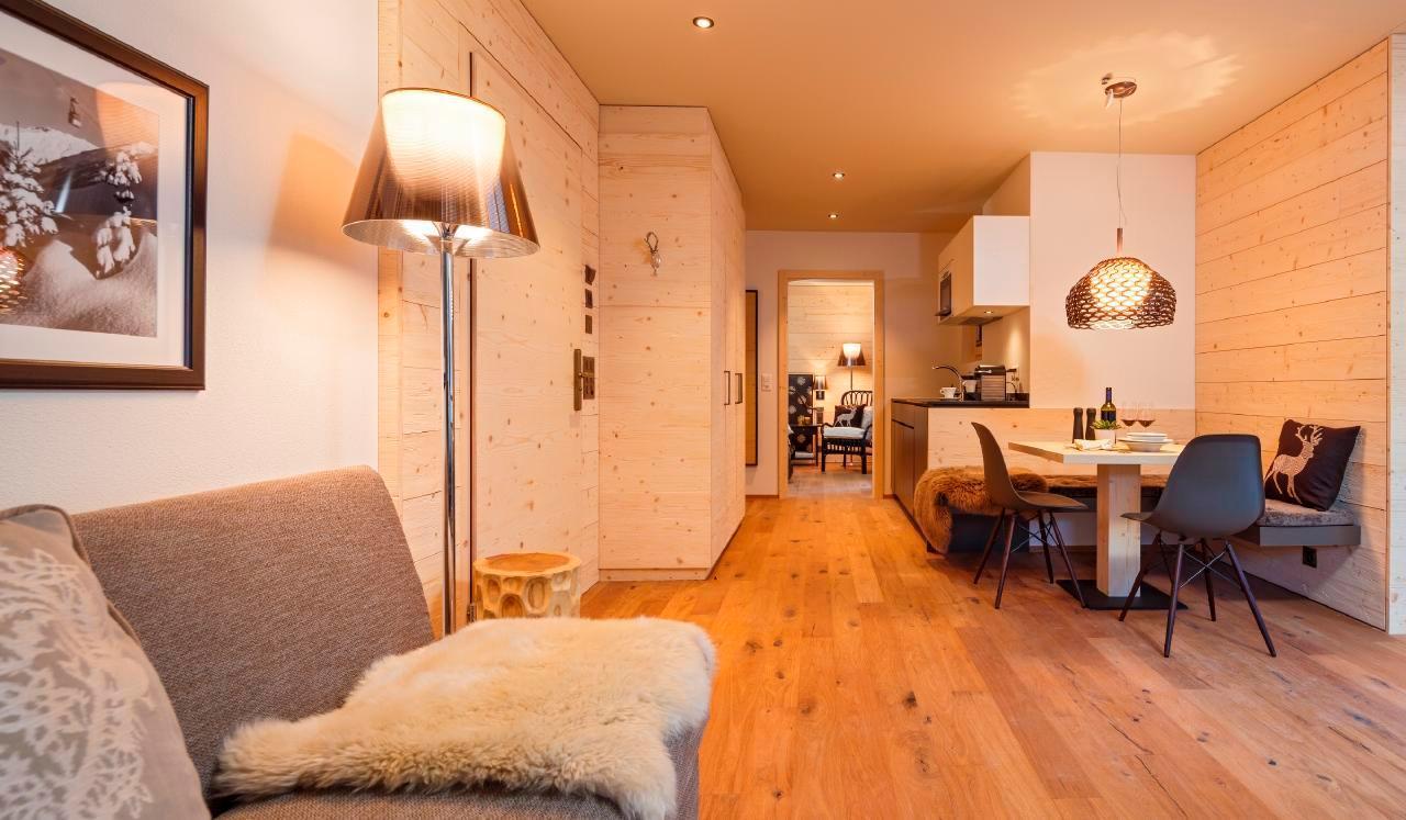 Appartement de vacances 2-Zimmer-Ferienwohnung im Chalet Piz Buin (2534485), Klosters, Davos - Klosters - Prättigau, Grisons, Suisse, image 3