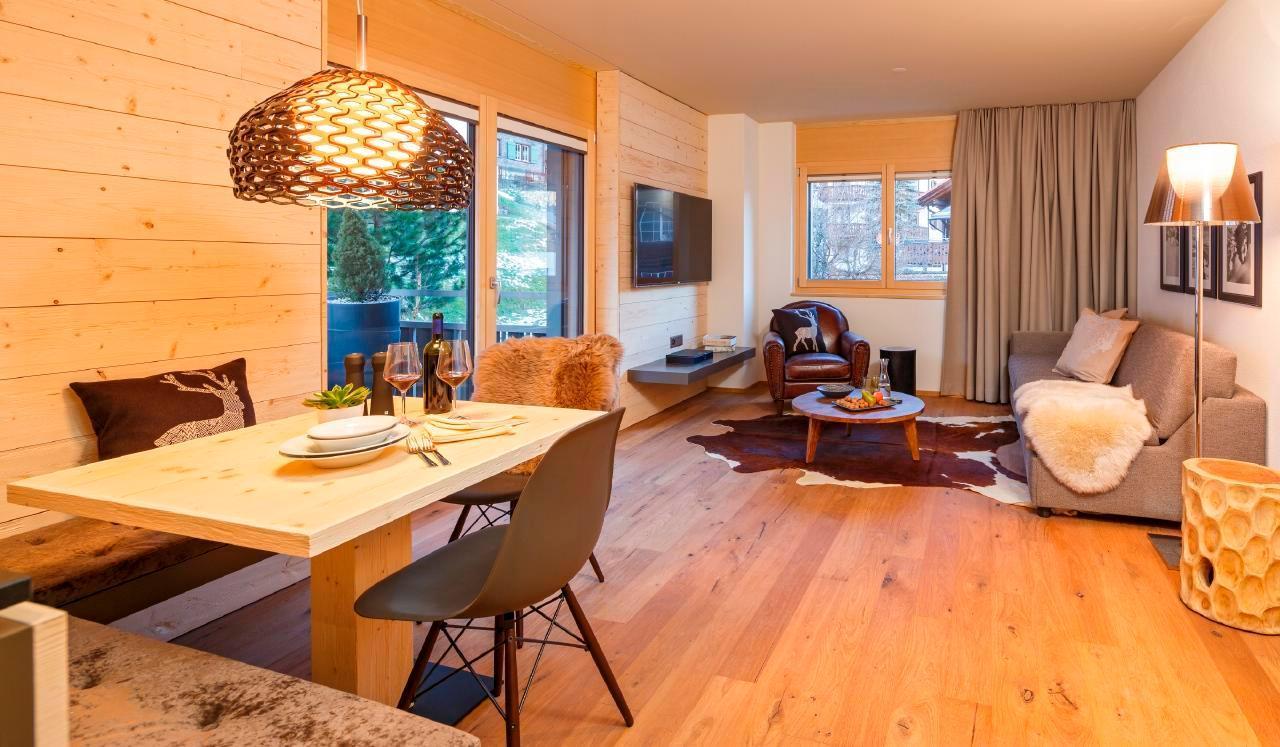Appartement de vacances 2-Zimmer-Ferienwohnung im Chalet Piz Buin (2534485), Klosters, Davos - Klosters - Prättigau, Grisons, Suisse, image 6