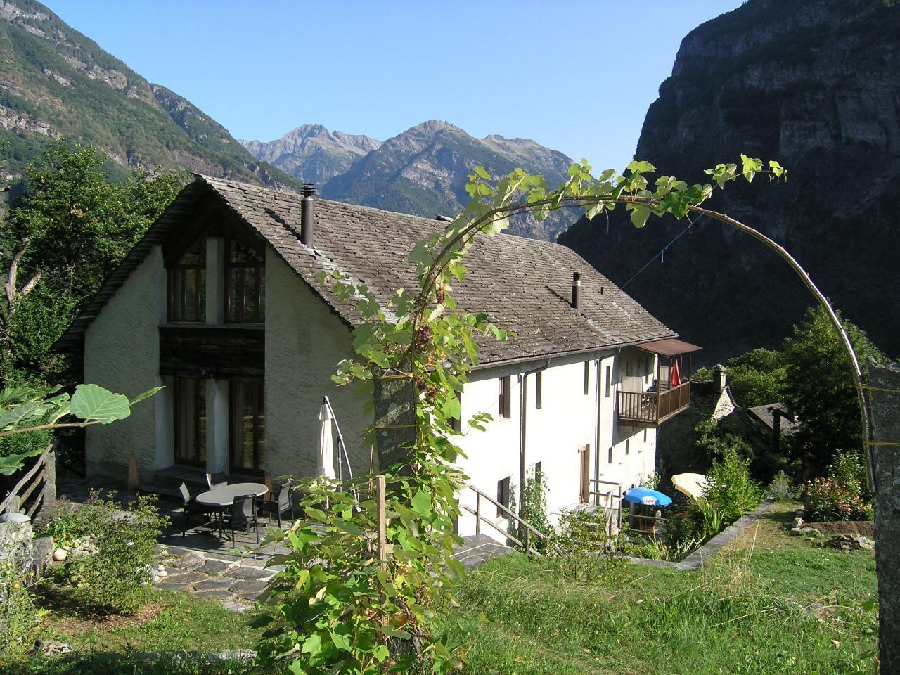 Ferienwohnung Studio Malachit (2535212), Cevio, Maggiatal, Tessin, Schweiz, Bild 11