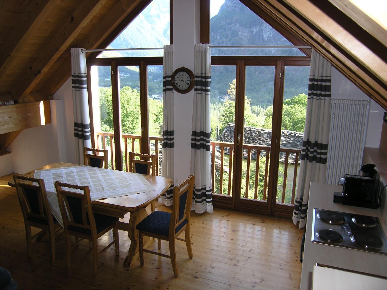 Ferienwohnung Studio Pfauenauge (2535298), Cevio, Maggiatal, Tessin, Schweiz, Bild 3