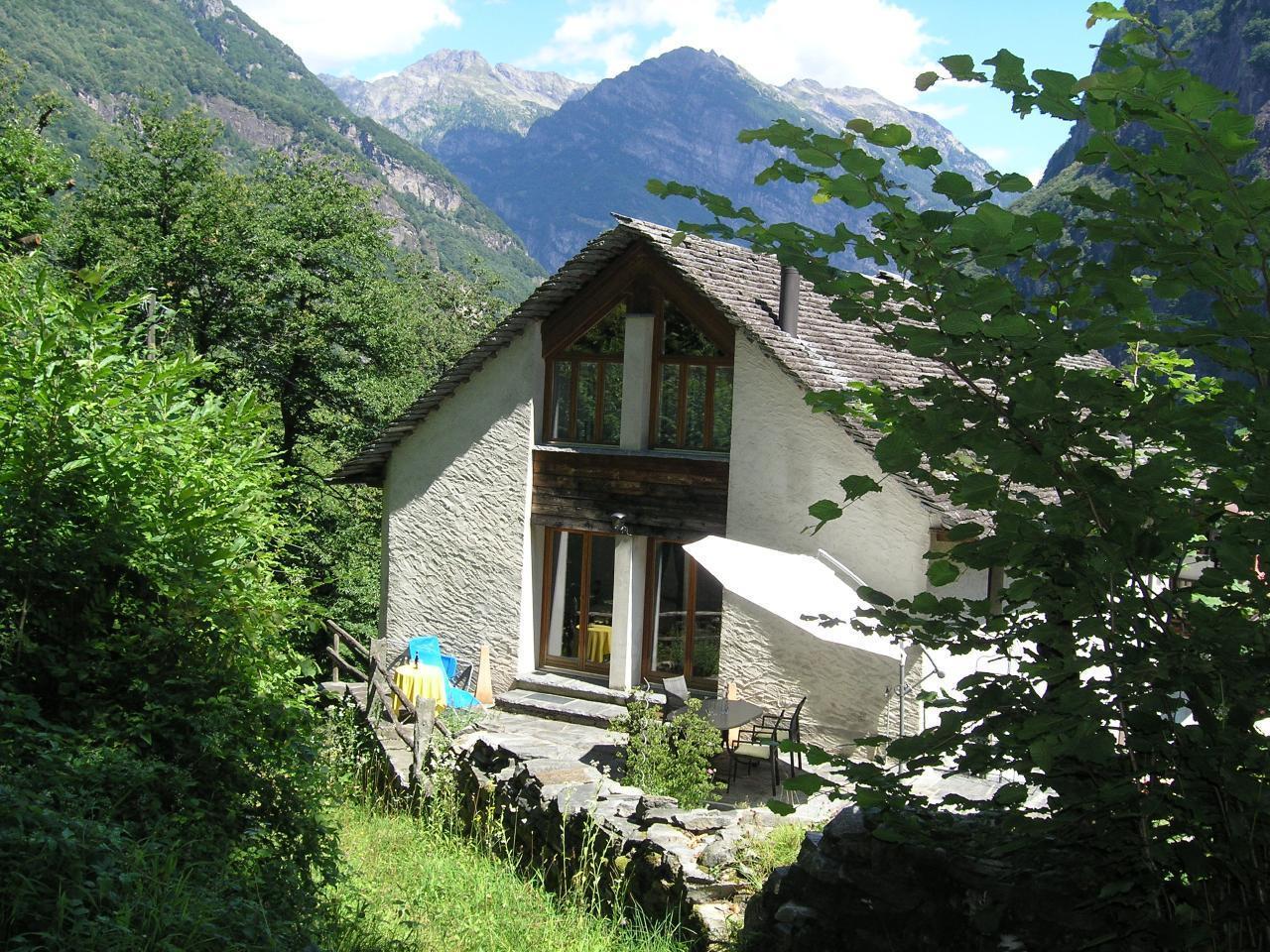 Ferienwohnung Wohnung Schwalbenschwanz (2535299), Cevio, Maggiatal, Tessin, Schweiz, Bild 11