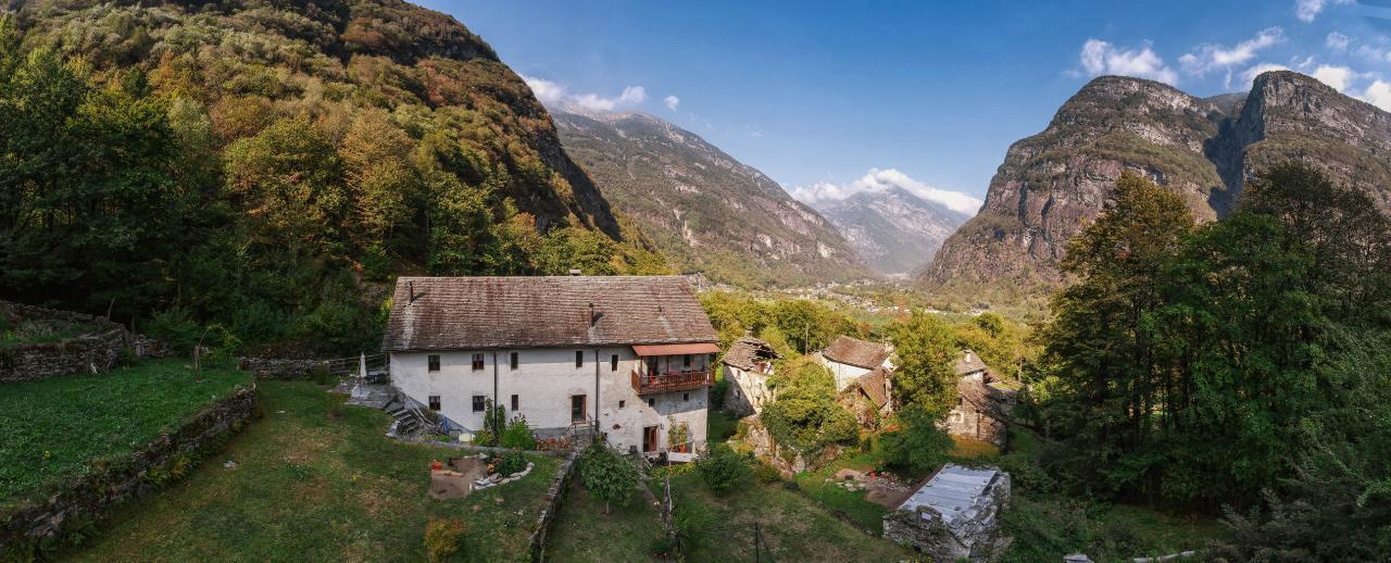 Ferienwohnung Wohnung Schwalbenschwanz (2535299), Cevio, Maggiatal, Tessin, Schweiz, Bild 12