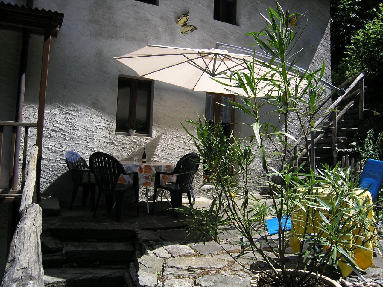 Ferienwohnung Wohnung Mauerfuchs (2535488), Cevio, Maggiatal, Tessin, Schweiz, Bild 1