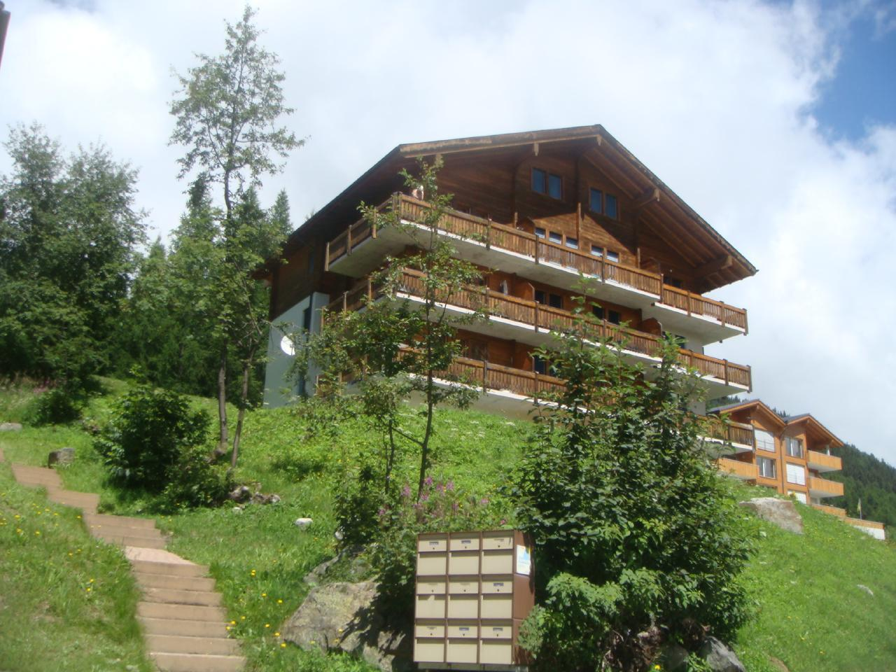 Ferienwohnung Fewo Belstar DG West (2542780), Bellwald, Aletsch - Goms, Wallis, Schweiz, Bild 19