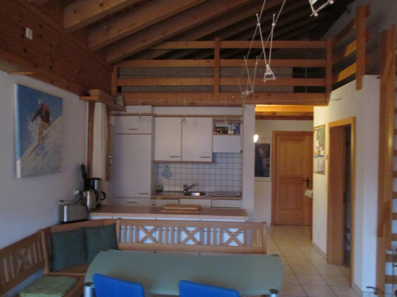 Appartement de vacances Fewo Belstar DG West (2542780), Bellwald, Aletsch - Conches, Valais, Suisse, image 5