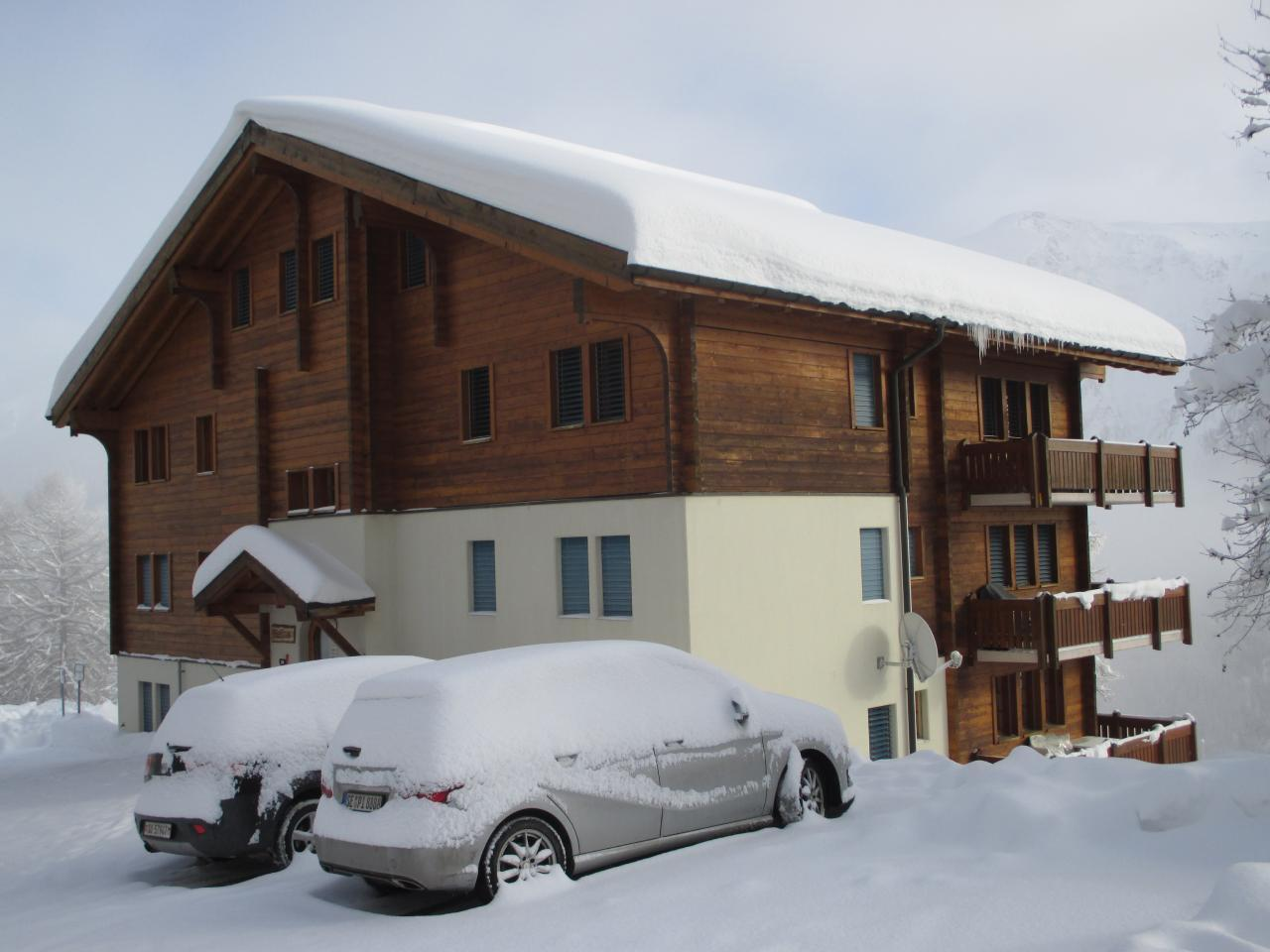 Appartement de vacances Fewo Belstar DG West (2542780), Bellwald, Aletsch - Conches, Valais, Suisse, image 3