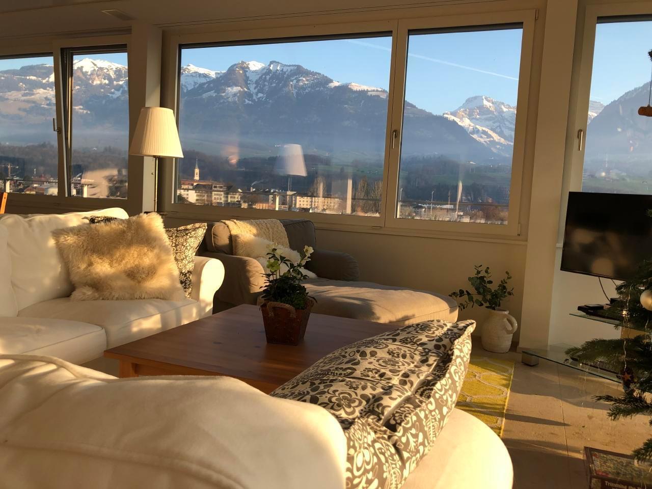 Ferienwohnung Penthouse Alpenblick (2542800), Sarnen, Obwalden, Zentralschweiz, Schweiz, Bild 5