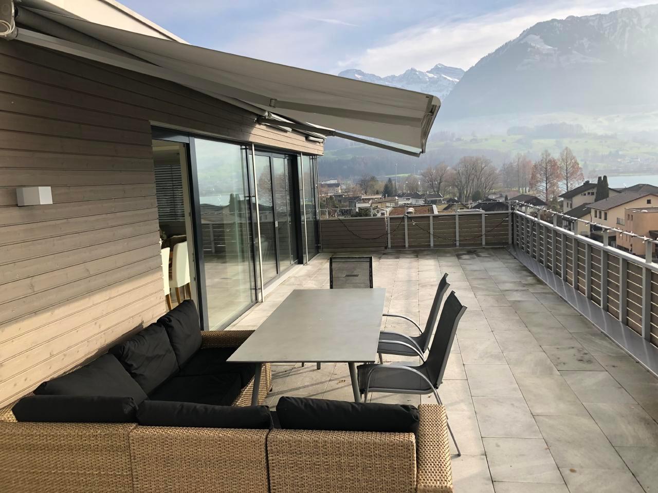 Ferienwohnung Penthouse Alpenblick (2542800), Sarnen, Obwalden, Zentralschweiz, Schweiz, Bild 2