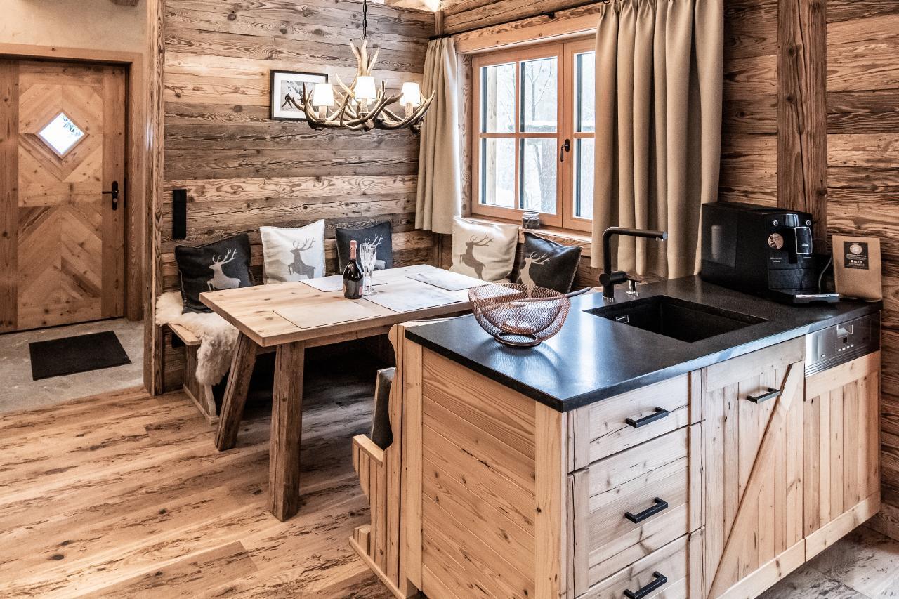 Maison de vacances Stein-Chalet mit Sauna und Outdoor Hot Tub (inkl. Frühstück) (2551625), Bach (AT), Lechtal, Tyrol, Autriche, image 8