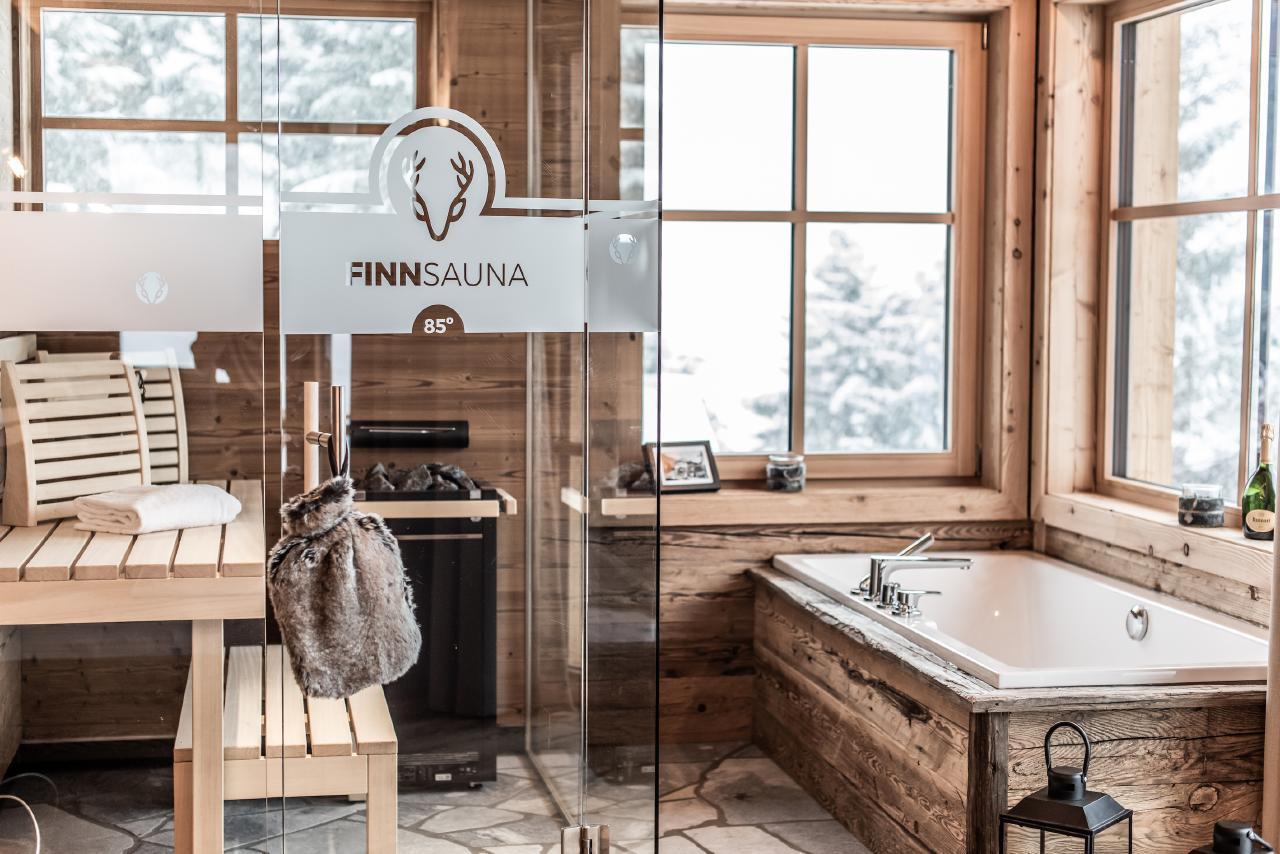 Maison de vacances Stein-Chalet mit Sauna und Outdoor Hot Tub (inkl. Frühstück) (2551625), Bach (AT), Lechtal, Tyrol, Autriche, image 5