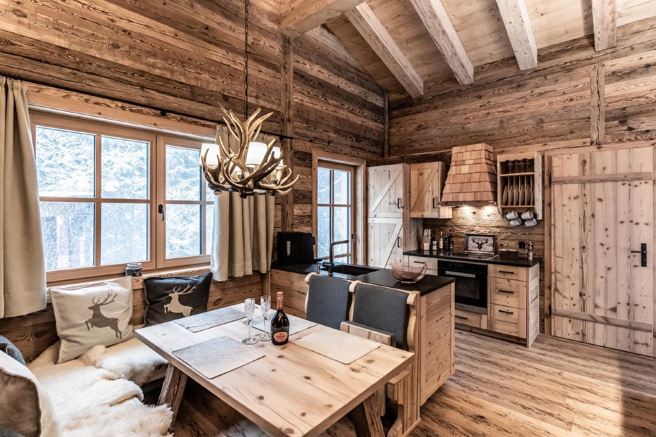 Maison de vacances Stein-Chalet mit Sauna und Outdoor Hot Tub (inkl. Frühstück) (2551625), Bach (AT), Lechtal, Tyrol, Autriche, image 7