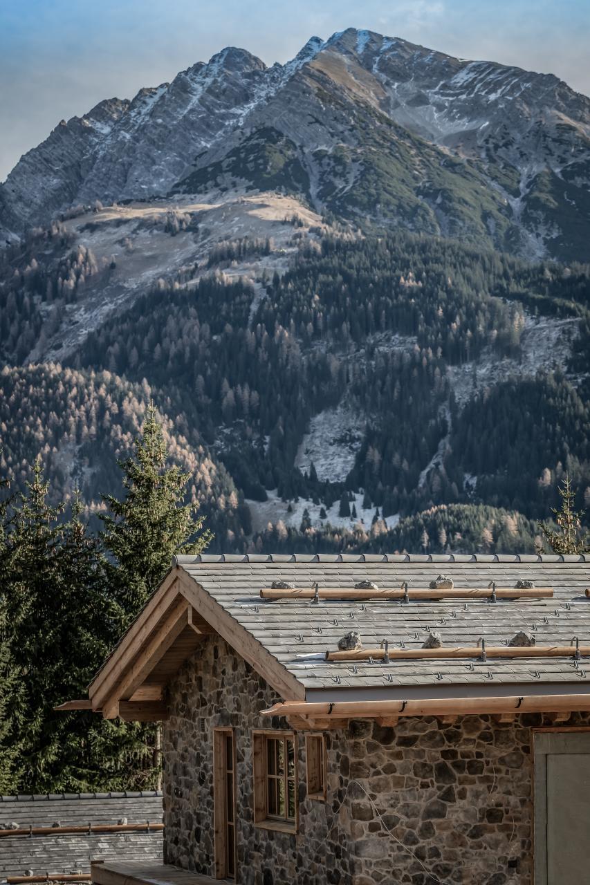 Maison de vacances Stein-Chalet mit Sauna und Outdoor Hot Tub (inkl. Frühstück) (2551625), Bach (AT), Lechtal, Tyrol, Autriche, image 12