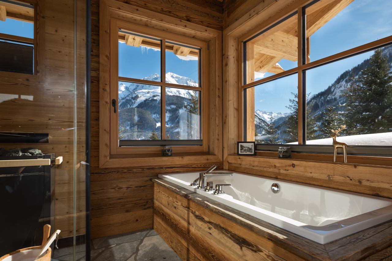 Maison de vacances Stein-Chalet mit Sauna und Outdoor Hot Tub (inkl. Frühstück) (2551625), Bach (AT), Lechtal, Tyrol, Autriche, image 6