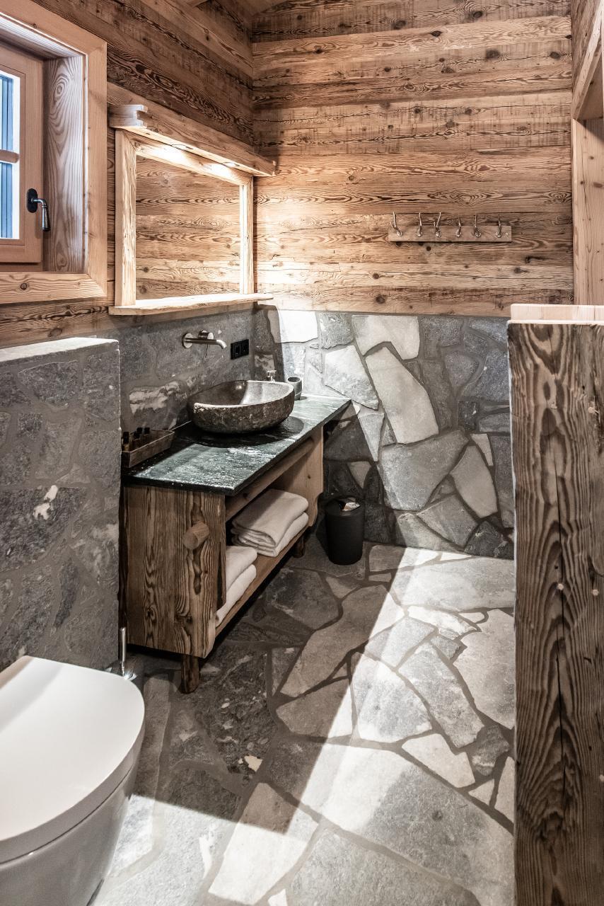 Maison de vacances Stein-Chalet mit Sauna und Outdoor Hot Tub (inkl. Frühstück) (2551625), Bach (AT), Lechtal, Tyrol, Autriche, image 10