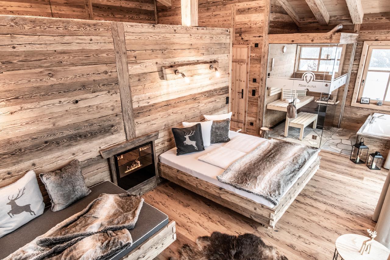 Maison de vacances Stein-Chalet mit Sauna und Outdoor Hot Tub (inkl. Frühstück) (2551625), Bach (AT), Lechtal, Tyrol, Autriche, image 4