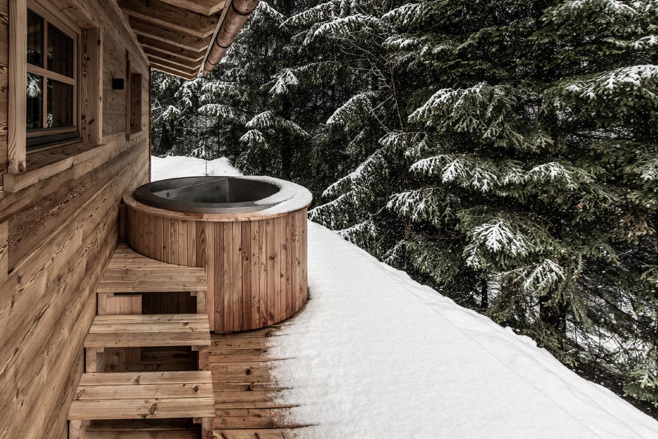 Maison de vacances Stein-Chalet mit Sauna und Outdoor Hot Tub (inkl. Frühstück) (2551625), Bach (AT), Lechtal, Tyrol, Autriche, image 11