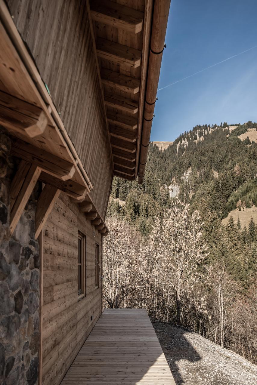Maison de vacances Traumhaftes Berg-Chalet mit Panoramablick inkl. Almfrühstück (2551786), Bach (AT), Lechtal, Tyrol, Autriche, image 17