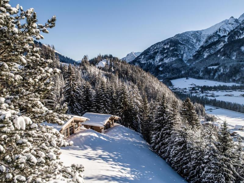 Maison de vacances Kuschel-Chalet mit Sauna und Outdoor Hot Tub (inkl. Frühstück) (2551787), Bach (AT), Lechtal, Tyrol, Autriche, image 11