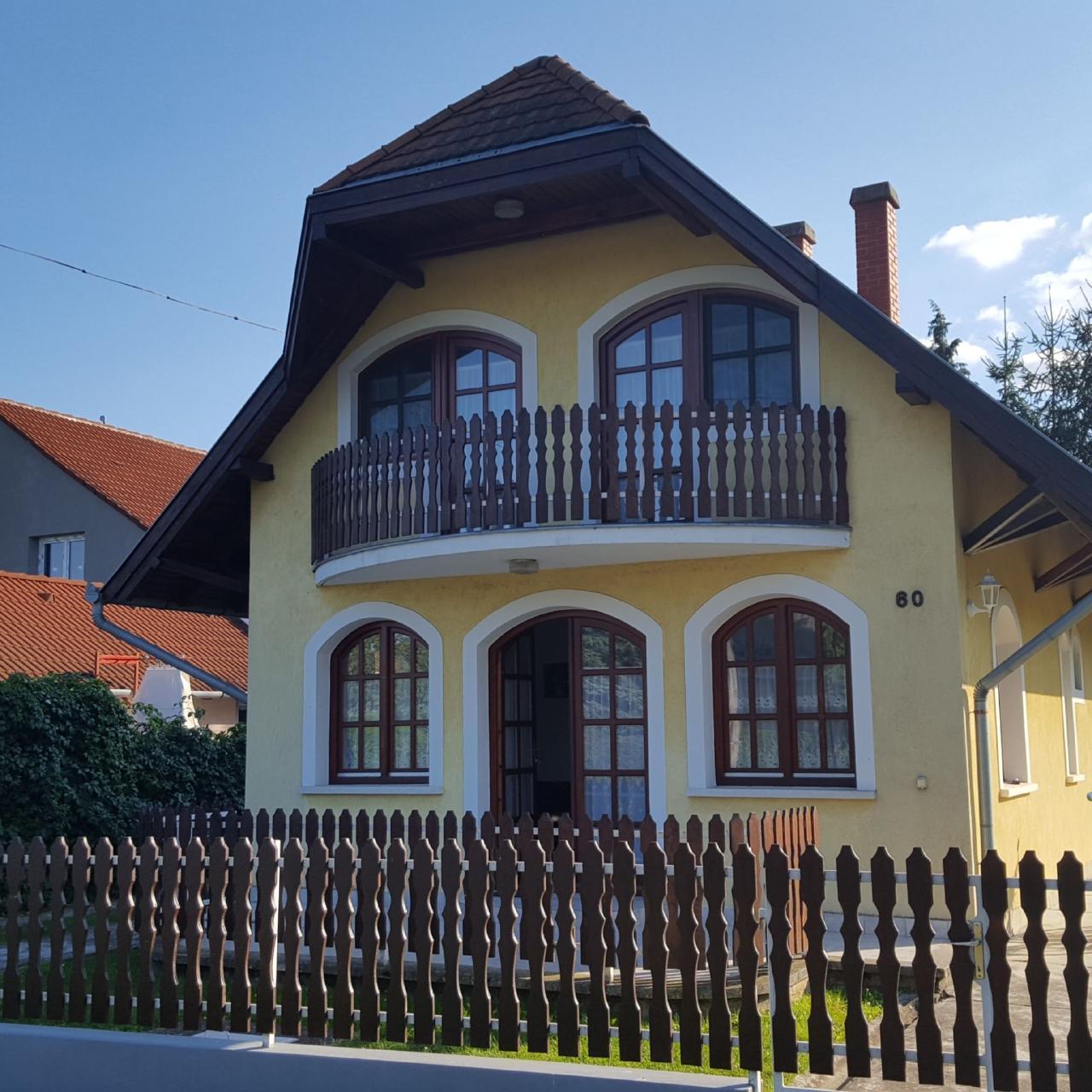 MA 11 Strandnähe liegendes Haus für 4 5 Pers in Balatonmáriafürd