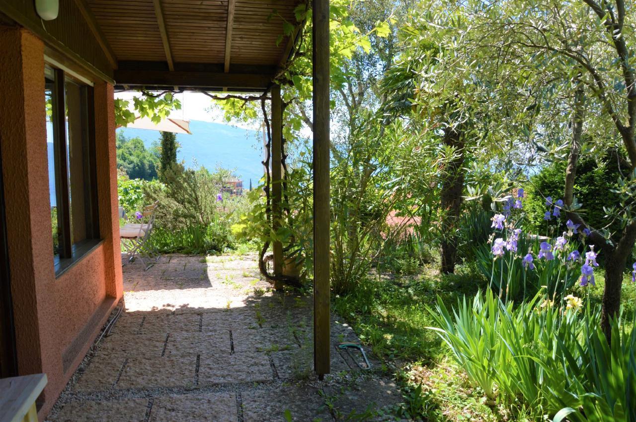 Ferienhaus Bungalow über dem Gardasee mit malerischem Garten,See- und Bergblick (2575328), Tignale, Gardasee, Lombardei, Italien, Bild 19