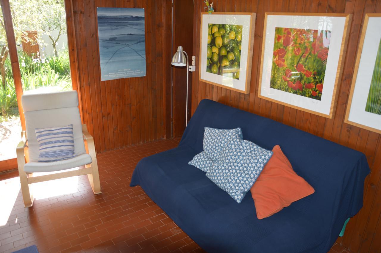 Ferienhaus Bungalow über dem Gardasee mit malerischem Garten,See- und Bergblick (2575328), Gardola, Gardasee, Lombardei, Italien, Bild 5