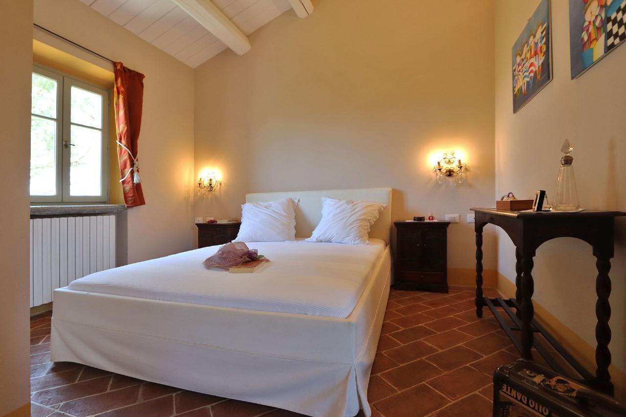 Ferienhaus Private Villa mit Pool, 9 Schlafplätze, 3 Schlafzimmer, WLAN, Klimaanlage, Panoramablick (2575332), Corinaldo, Ancona, Marken, Italien, Bild 25