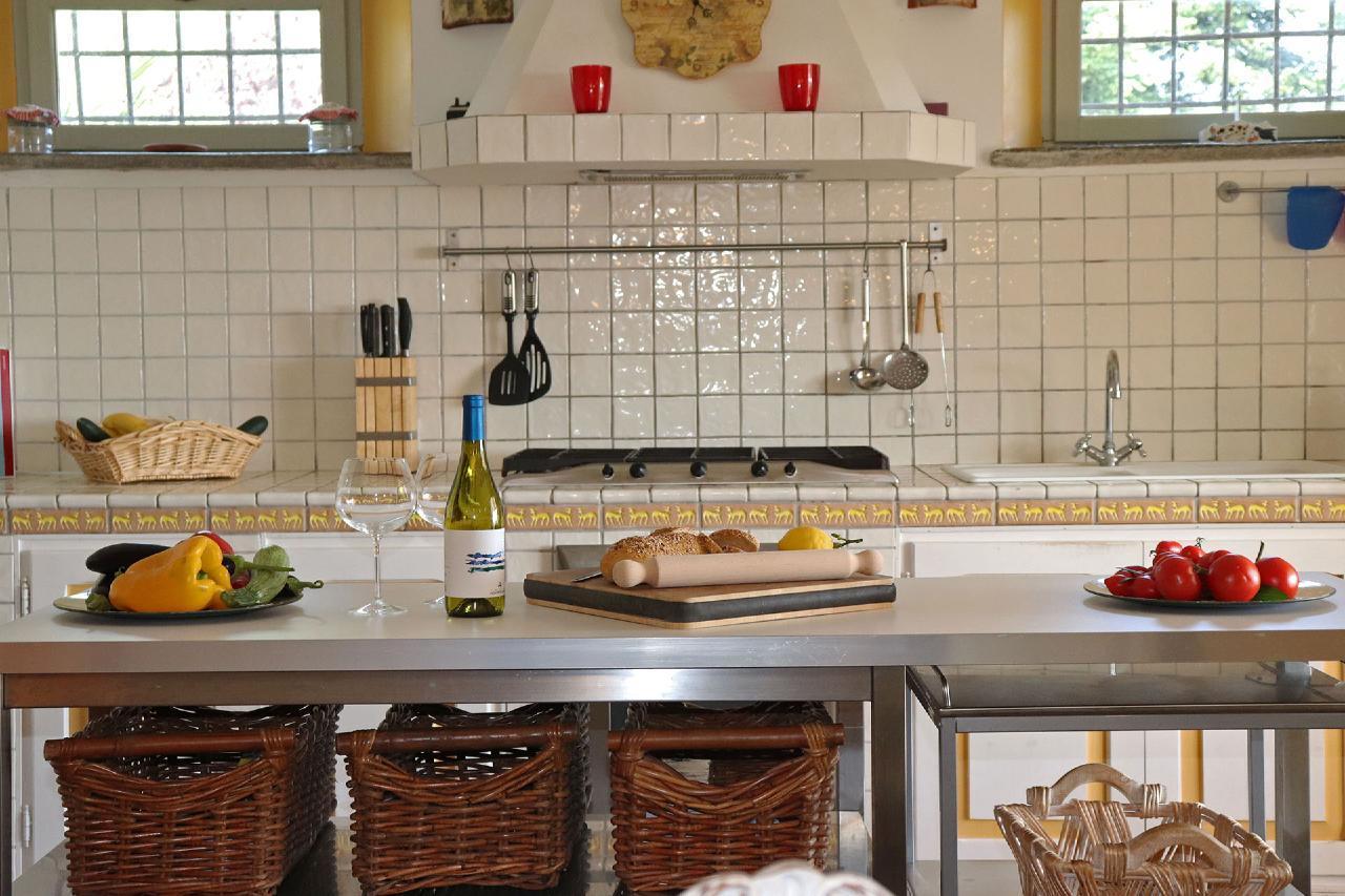 Ferienhaus Private Villa mit Pool, 9 Schlafplätze, 3 Schlafzimmer, WLAN, Klimaanlage, Panoramablick (2575332), Corinaldo, Ancona, Marken, Italien, Bild 20