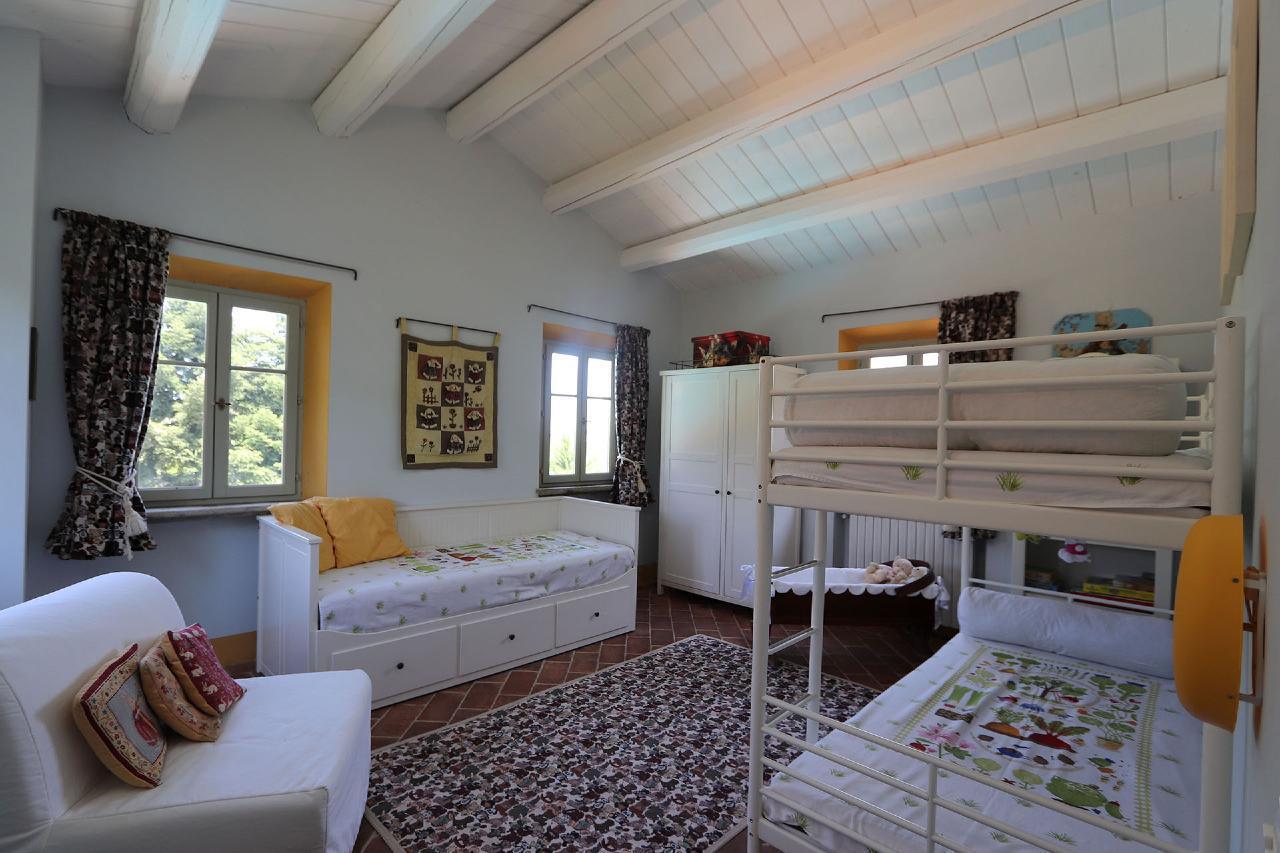 Ferienhaus Private Villa mit Pool, 9 Schlafplätze, 3 Schlafzimmer, WLAN, Klimaanlage, Panoramablick (2575332), Corinaldo, Ancona, Marken, Italien, Bild 17