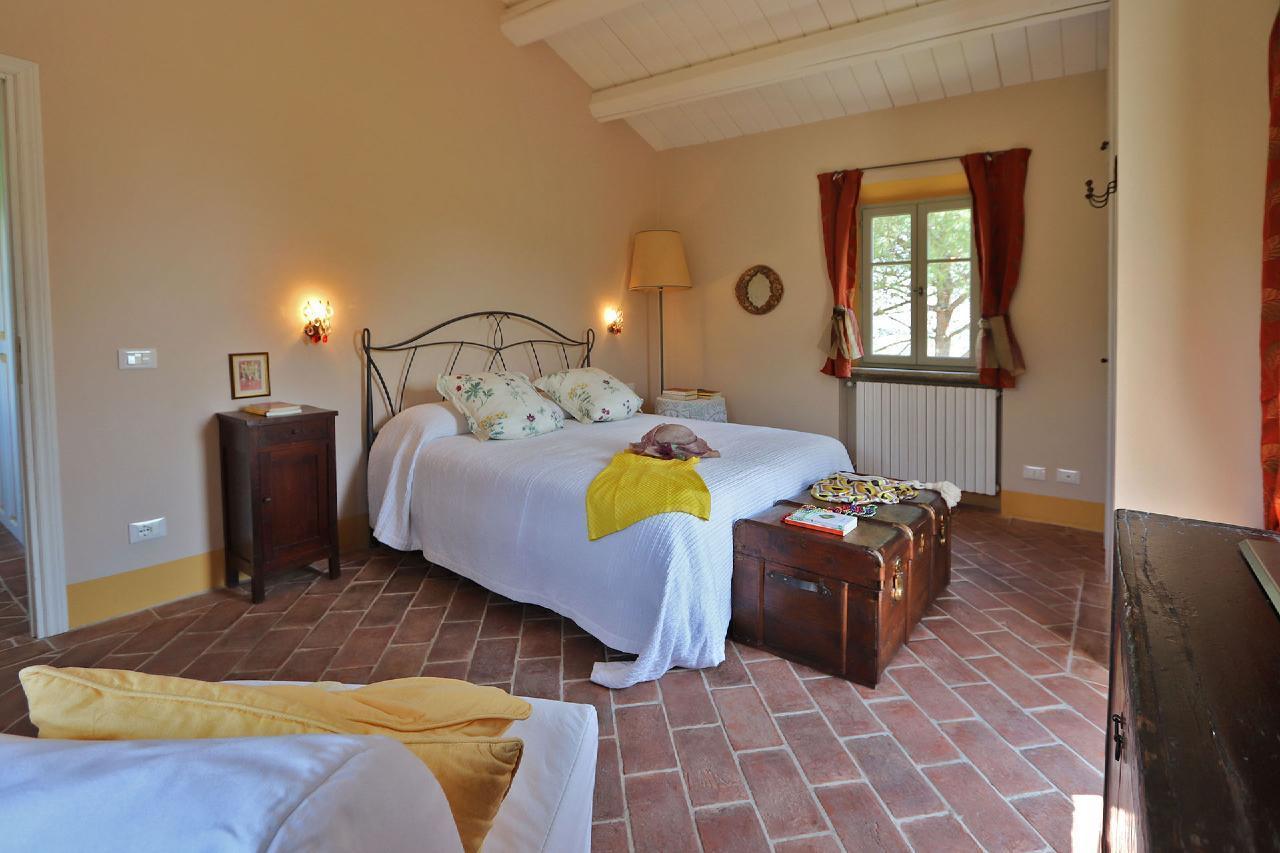 Ferienhaus Private Villa mit Pool, 9 Schlafplätze, 3 Schlafzimmer, WLAN, Klimaanlage, Panoramablick (2575332), Corinaldo, Ancona, Marken, Italien, Bild 16