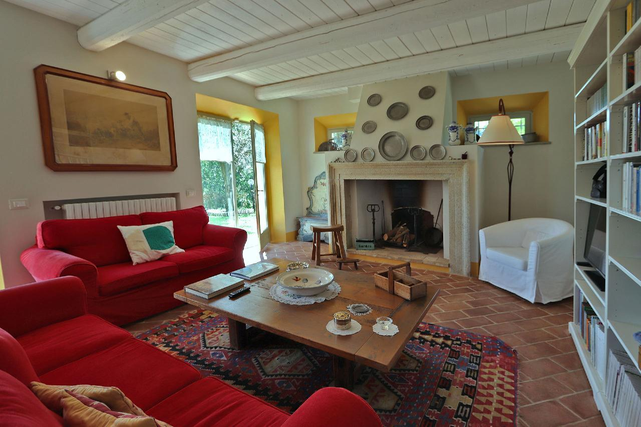 Ferienhaus Private Villa mit Pool, 9 Schlafplätze, 3 Schlafzimmer, WLAN, Klimaanlage, Panoramablick (2575332), Corinaldo, Ancona, Marken, Italien, Bild 15
