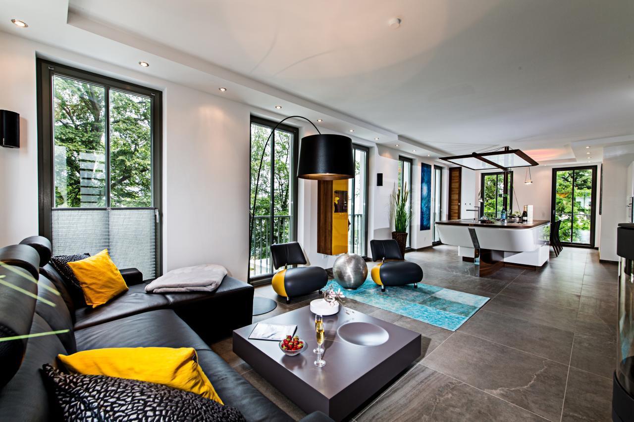 Villa Mathilde - Penthouse 27 & SPA Ferienwohnung in Deutschland