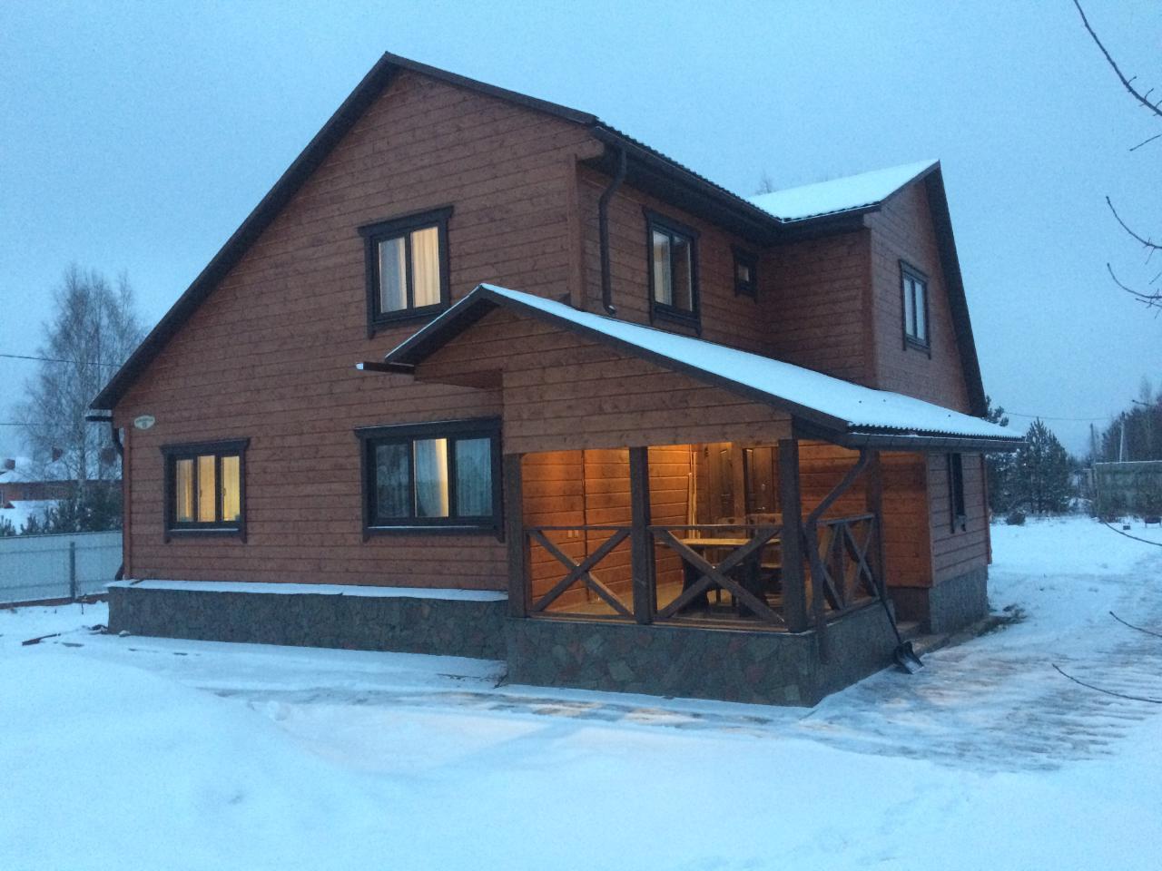 Gästehaus am Kamin mit Sauna