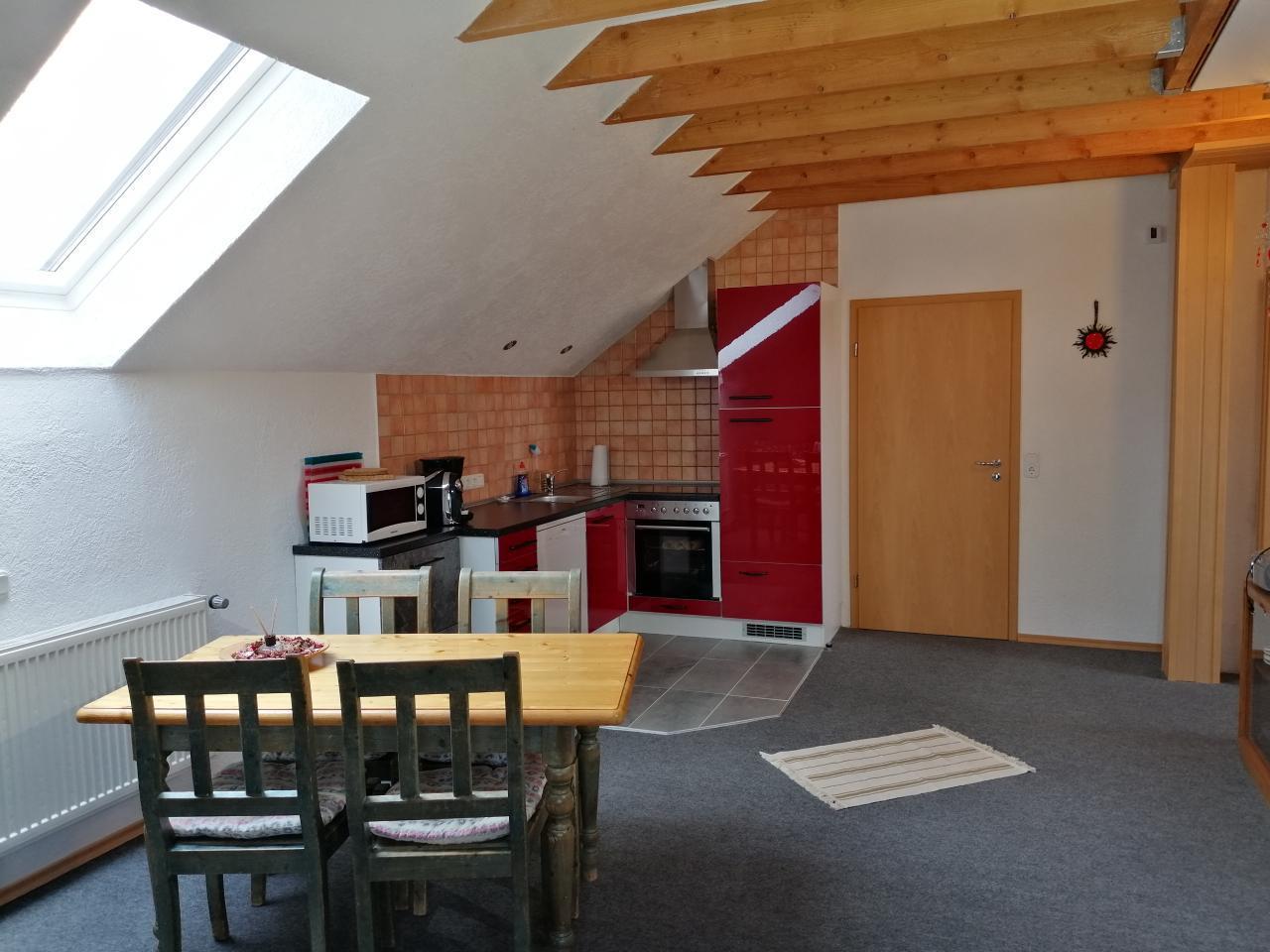 Ferienwohnung Kraemer- Dax      Wohnung 1    Ferienwohnung in der Eifel