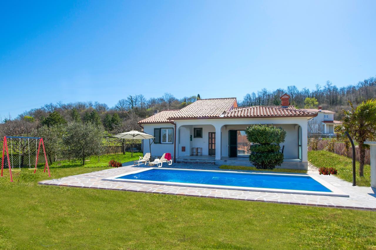 Villa Amaryllis für 8 Personen in ruhiger Lag Villa in Kroatien