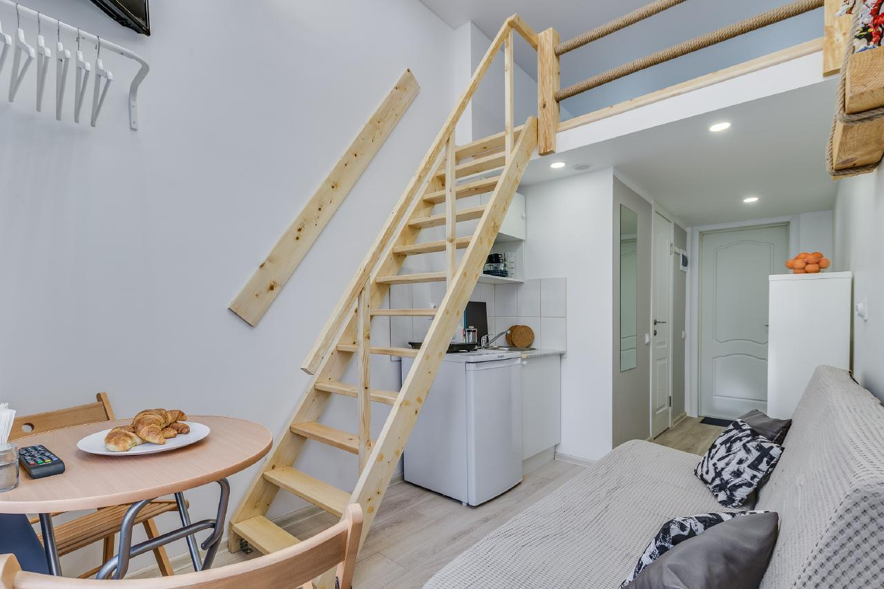 Sehr komfortables Apartment Salud im TomiHotel