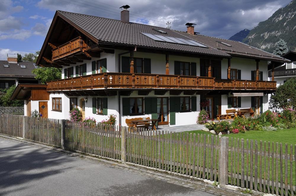 Ferienwohnungen Zugspitzland - Wohnung Kramer Ferienwohnung in Deutschland