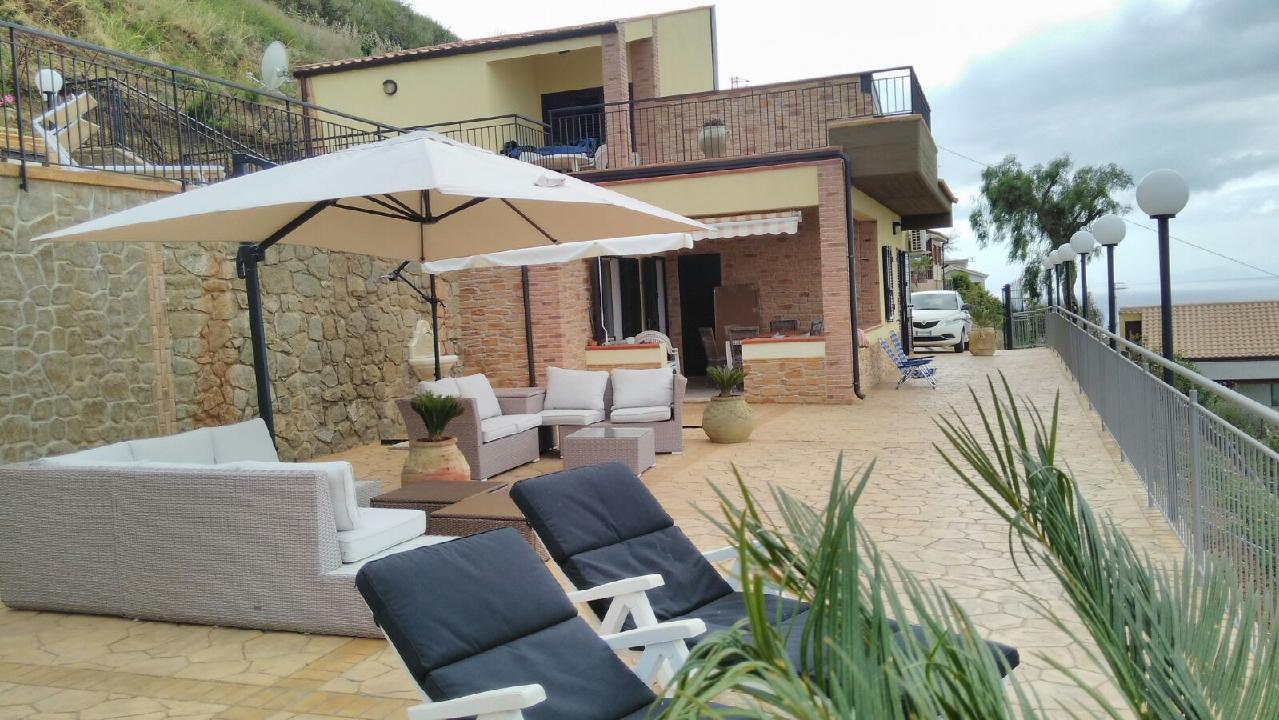 Maison de vacances Villa Le Terrazze Cefalù - Wunderschönes Haus mit Meersicht/Last-Minute Rabatt -30% (2620633), Cefalù, Palermo, Sicile, Italie, image 3